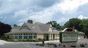 Mattson Funeral Home Cremation Service Forest Lake Mn
