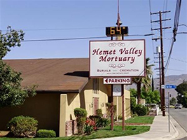 Photo of Hemet Valley Mortuary
