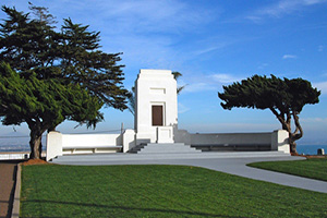 Photo of Fort Rosecrans National Cemetery