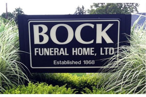 Photo of Bock Funeral Home Ltd.
