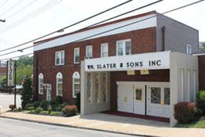 Photo of WM. Slater & Sons Inc.,
